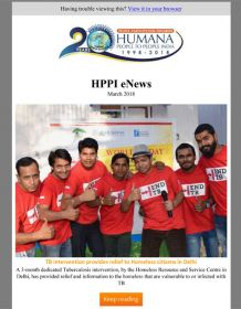 HPPI Newsletter March 2018
