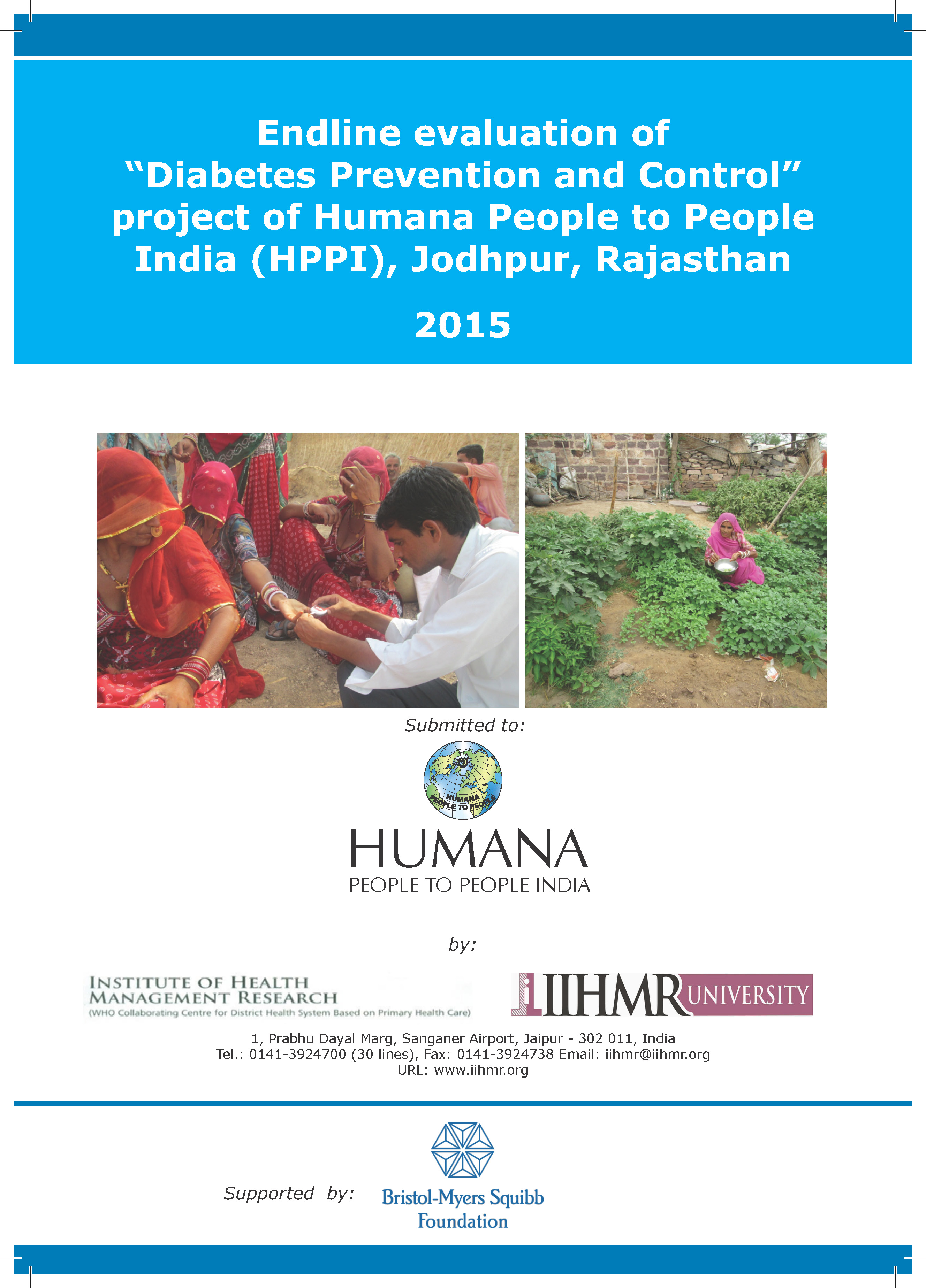 Endline-evaluation-of-Diabetes-Prevention-and-Control-project-of-Humana-People-to-People-India-HPPI-Jodhpur-Rajasthan