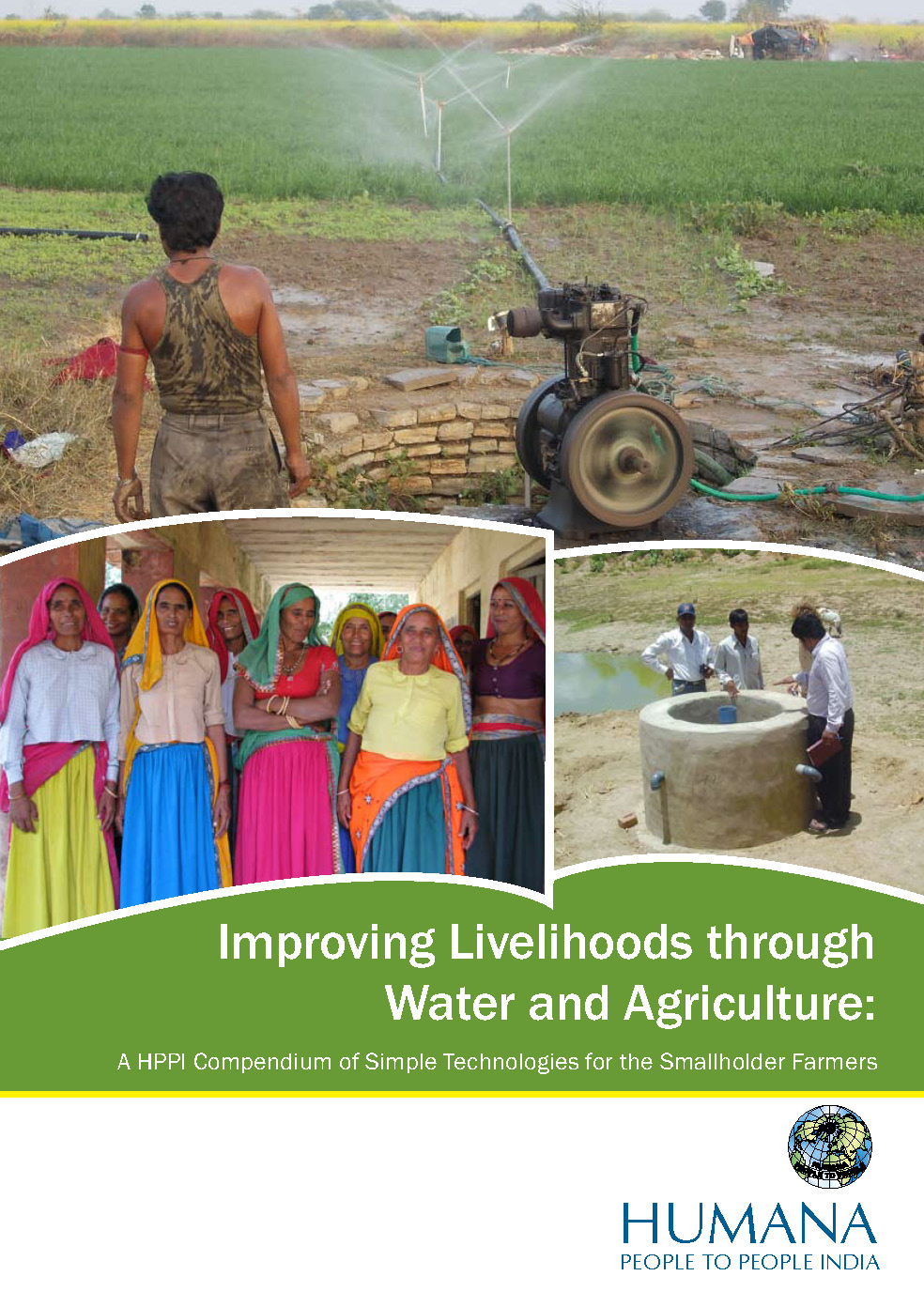 Improving Livelihoods through Water and Agriculture